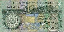 1 Pound GUERNESEY  1991 P.52a pr.SUP