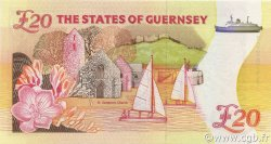 20 Pounds GUERNESEY  1996 P.58a NEUF