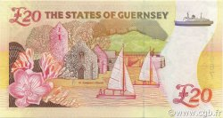 20 Pounds GUERNESEY  2000 P.(61) NEUF