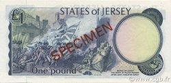 1 Pound JERSEY  1976 P.11s NEUF