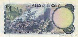 1 Pound JERSEY  1976 P.11a SPL