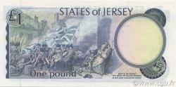 1 Pound JERSEY  1983 P.11b NEUF