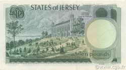 10 Pounds JERSEY  1976 P.13b NEUF