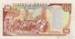 10 Pounds JERSEY  1989 P.17a NEUF
