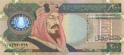 200 Riyals ARABIE SAOUDITE  2000 P.28 SPL+