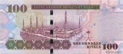 100 Riyals ARABIE SAOUDITE  2007 P.36a NEUF