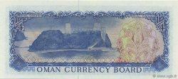 1/4 Rial Omani OMAN  1973 P.08a NEUF