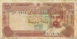 100 Baisa OMAN  1989 P.22b B