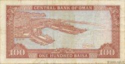 100 Baisa OMAN  1994 P.22d TTB