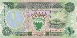 10 Dinars BAHREIN  1993 P.15 NEUF