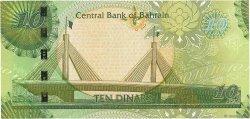 10 Dinars BAHREIN  2008 P.28 NEUF
