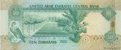 10 Dirhams ÉMIRATS ARABES UNIS  1995 P.13b NEUF