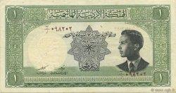 1 Dinar JORDANIE  1952 P.06b TTB+