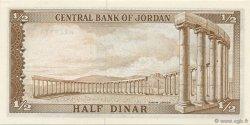 1/2 Dinar JORDANIE  1959 P.13b NEUF