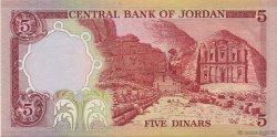 5 Dinars JORDANIE  1975 P.19c NEUF