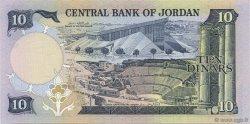 10 Dinars JORDANIE  1975 P.20d NEUF