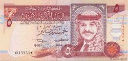 5 Dinars JORDANIE  1995 P.30a NEUF