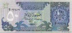50 Riyals QATAR  1980 P.10 NEUF