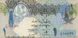 1 Riyal QATAR  2003 P.20 TTB
