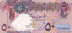 50 Riyals QATAR  2003 P.23 NEUF