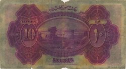 10 Livres SYRIE  1939 P.042a AB