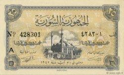25 Piastres SYRIE  1942 P.053 NEUF