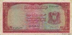 25 Livres SYRIE  1955 P.078B TTB