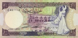 10 Pounds SYRIE  1977 P.101a NEUF