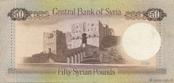 50 Pounds SYRIE  1988 P.103d