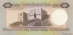 50 Pounds SYRIE  1988 P.103d NEUF