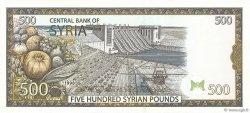 500 Pounds SYRIE  1998 P.110b NEUF