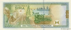 1000 Pounds SYRIE  1997 P.111b NEUF