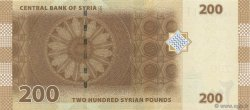 200 Pounds SYRIE  1997 P.114 NEUF