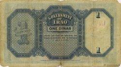 1 Dinar IRAK  1935 P.009 AB