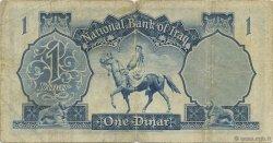 1 Dinar IRAK  1950 P.029 B