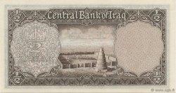 1/2 Dinar IRAK  1947 P.043 NEUF