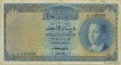 1 Dinar IRAK  1947 P.048 TB