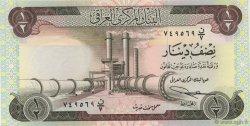 1/2 Dinar IRAK  1973 P.062 pr.NEUF