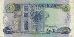 1 Dinar IRAK  1973 P.063b TTB