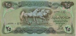 25 Dinars IRAK  1978 P.066a pr.SPL