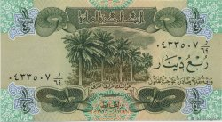 1/4 Dinar IRAK  1979 P.067a pr.NEUF
