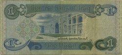 1 Dinar IRAK  1979 P.069a B+