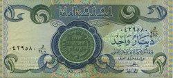 1 Dinar IRAK  1980 P.069a TTB