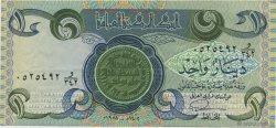 1 Dinar IRAK  1984 P.069a TTB à SUP