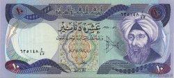 10 Dinars IRAK  1980 P.071a NEUF