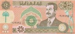 50 Dinars IRAK  1991 P.075 pr.NEUF