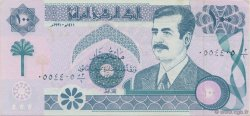 100 Dinars IRAK  1991 P.076 SPL