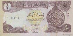 1/2 Dinar IRAK  1992 P.078b NEUF