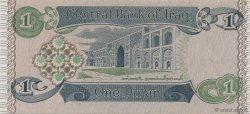 1 Dinar IRAK  1992 P.079 NEUF