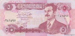 5 Dinars IRAK  1992 P.080c SUP